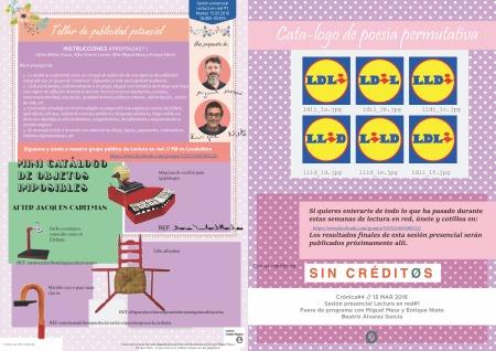 Cronica #4 Taller de publicidad potencial - Beatriz Alvarez Garcia
