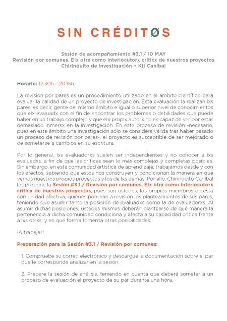 Sesion de acompañamiento #3-1_Revision por comunes - Chiringuito Canibal